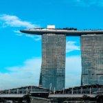 【シンガポール】マリーナベイサンズは泊まる所じゃなく見る物という結論